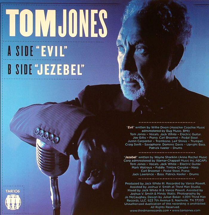 JONES, Tom - Evil