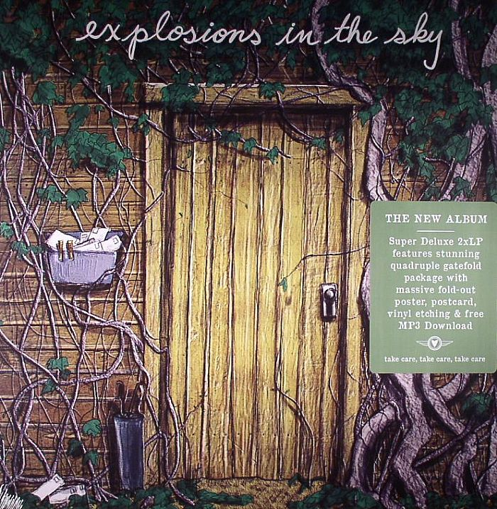EXPLOSIONS IN THE SKY - Take Care Take Care Take Care