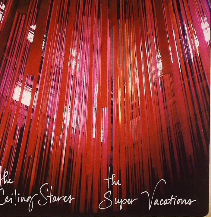 CEILING STARES, The/THE SUPER VACATIONS - A Tunnel Through The Air