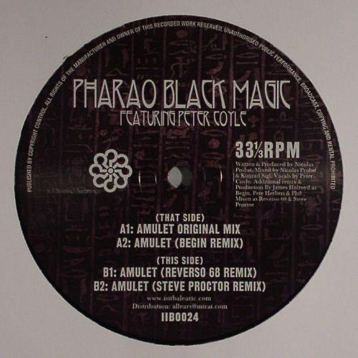 PHARAO BLACK MAGIC feat PETER COYLE - Amulet