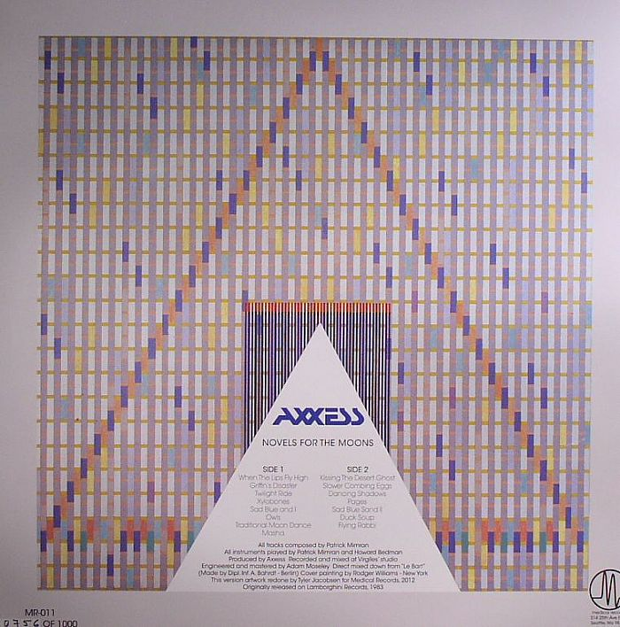 AXXESS - Novels For The Moons