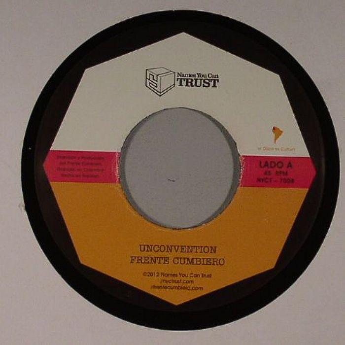 FRENTE CUMBIERO - Unconvention