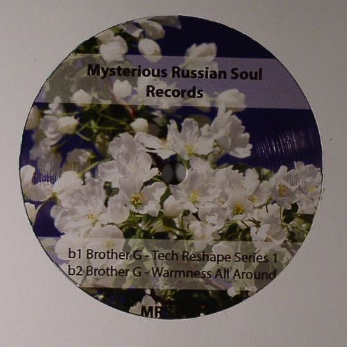 MAYER, Anton/BROTHER G - Mysterious Russian Soul 1