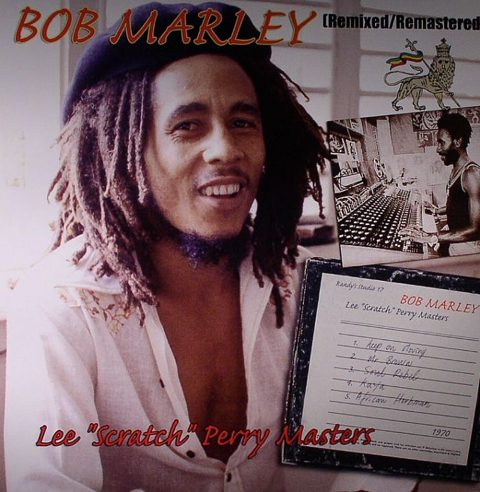 MARLEY, Bob - Lee Scratch Perry Masters