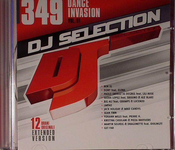 Various DJ Selection 349: Dance Invasion Vol.91