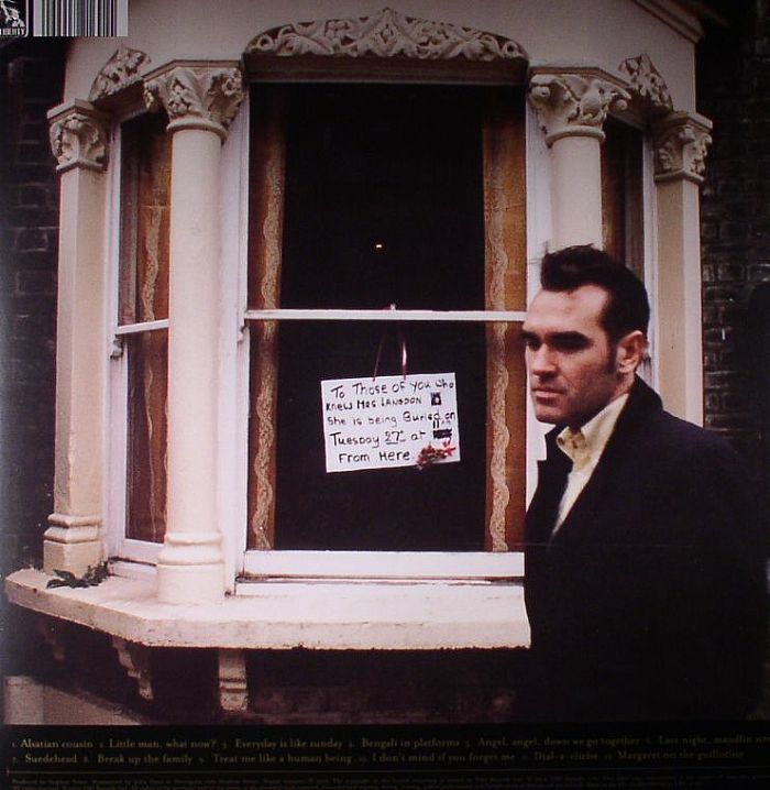 MORRISSEY - Viva Hate (remastered) (Special Edition)