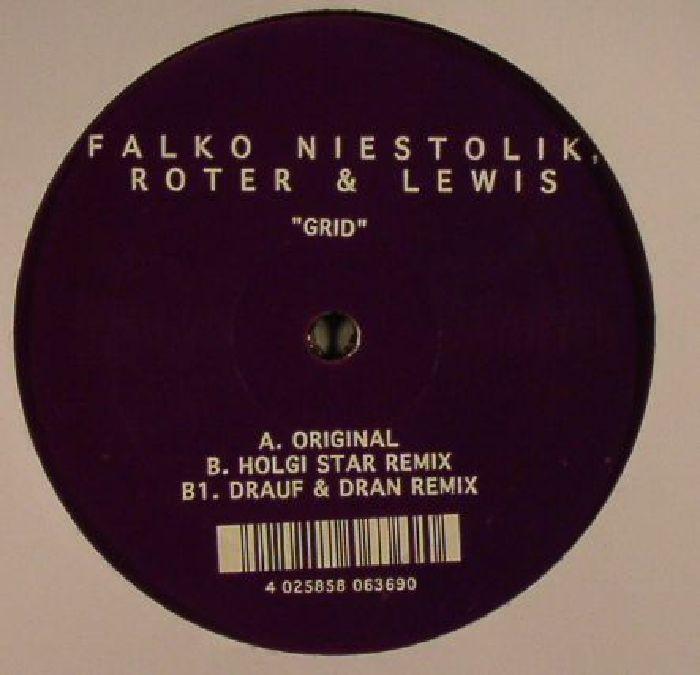 NIESTOLIK, Falko/ROTER/LEWIS - Grid