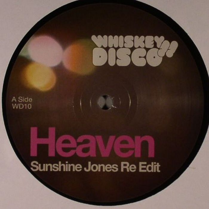 JONES, Sunshine - Heaven