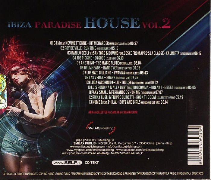 VARIOUS - Ibiza Paradise Vol 2