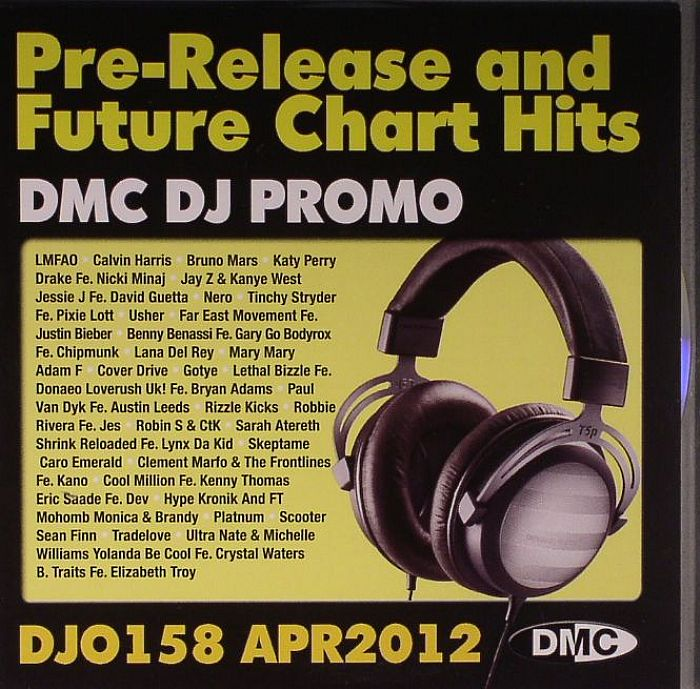 VARIOUS - DJ Promo DJO 158: April 2012 (Strictly DJ Use Only) (Pre Release & Future Chart Hits)