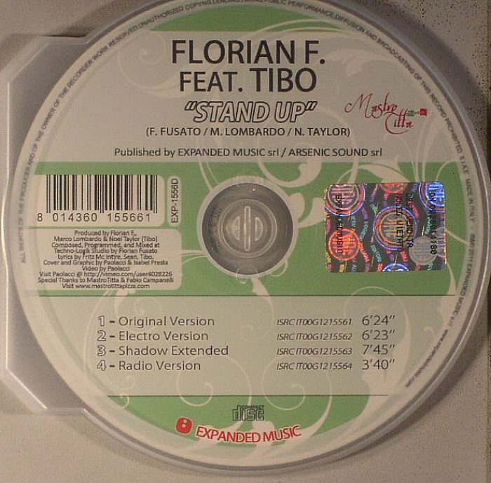 FLORIAN F - Stand Up