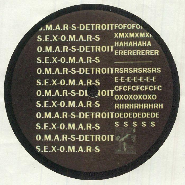 OMAR S/L RENEE - SEX (remixes)