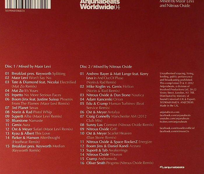 Various - Anjunabeats Catalogue CD 6