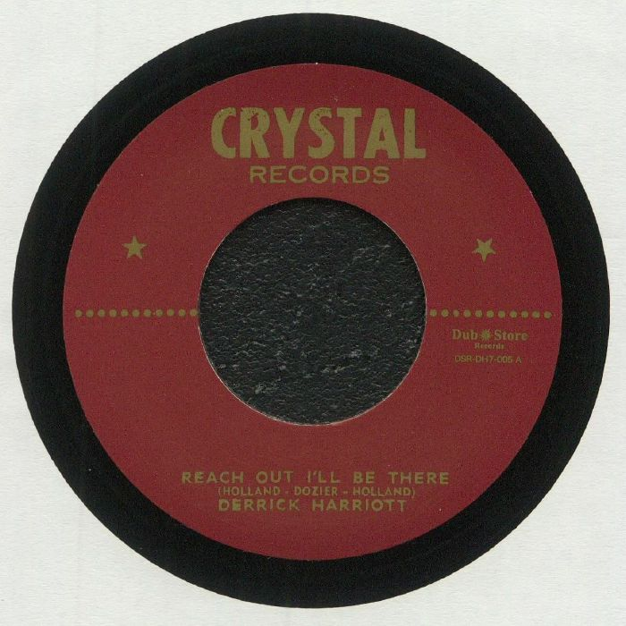 HARRIOTT, Derrick/BOBBY ELLIS/THE CRYSTALITES - Reach Out I'll Be There