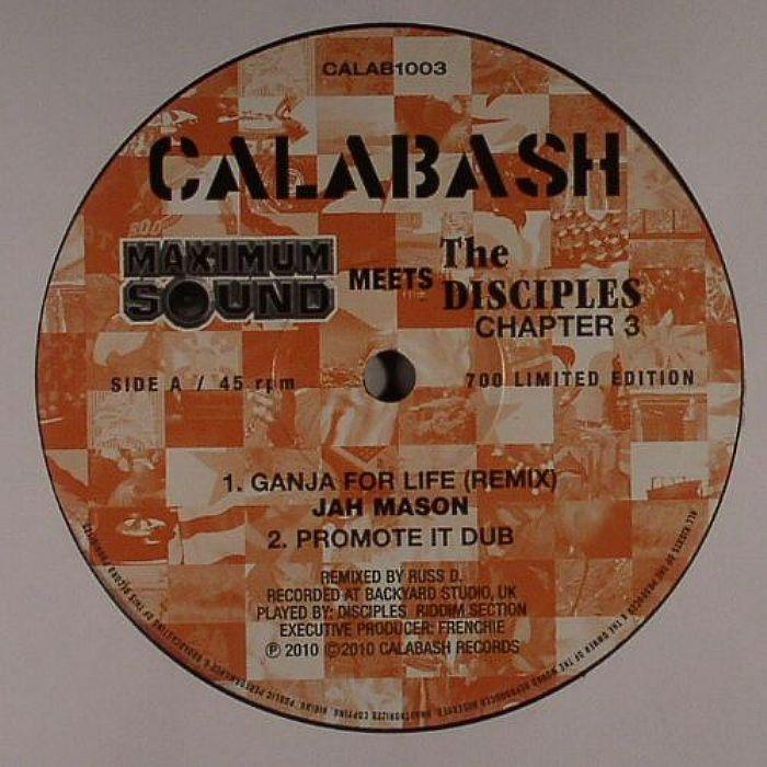 JAH MASON/THE DISCIPLES - Ganja For Life (remix)