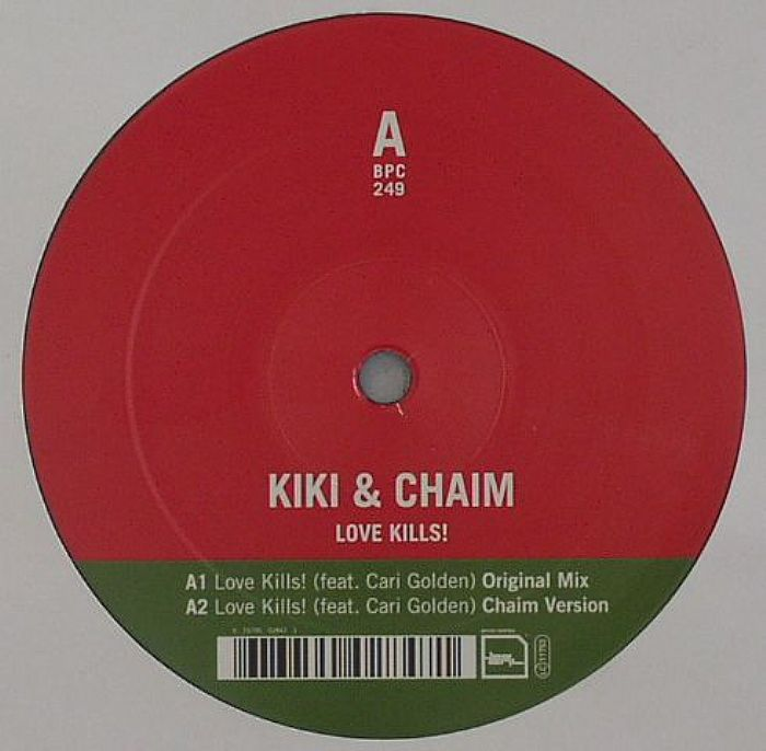 Kiki - Cari Golden - Using The Music