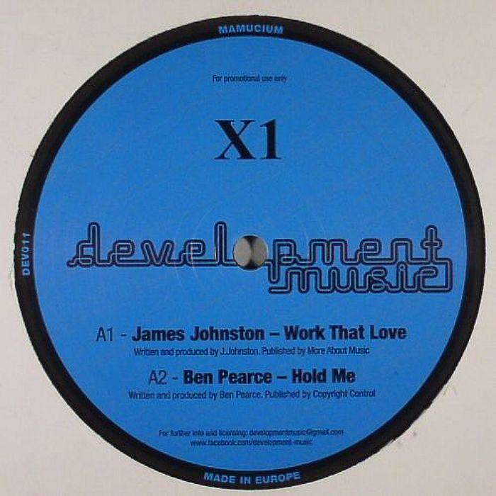 JOHNSTON, James/BEN PEARCE/THE TRUE REBELS/SARP YILMAZ - Work That Love