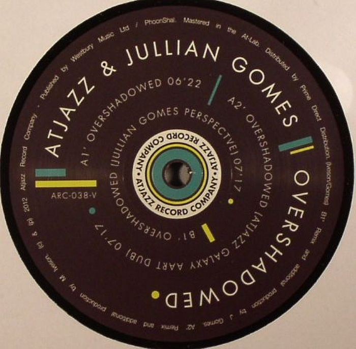 ATJAZZ/JULLIAN GOMES - Overshadowed