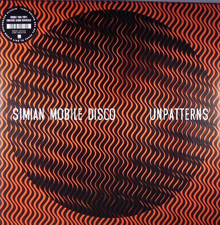 SIMIAN MOBILE DISCO - Unpatterns
