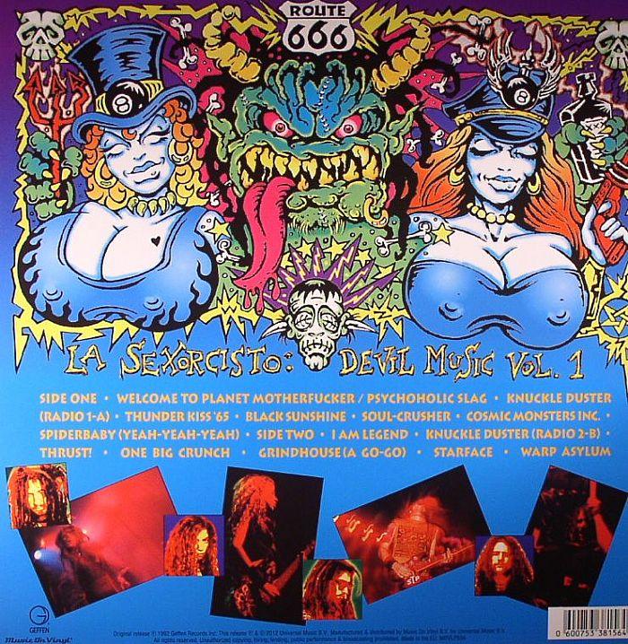 WHITE ZOMBIE - La Sexorcisto: Devil Music Vol 1