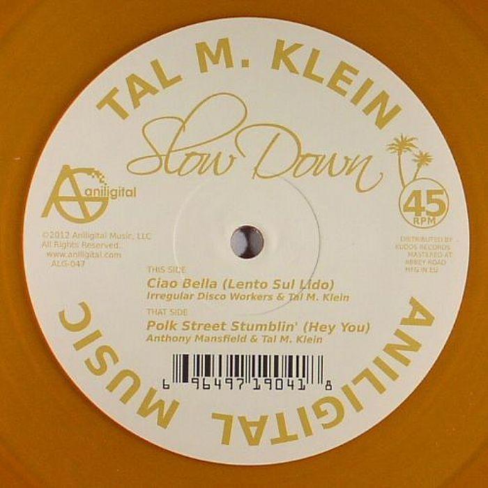 KLEIN, Tal M/IRREGULAR DISCO WORKERS/NTHONY MANSFIELD - Slow Down