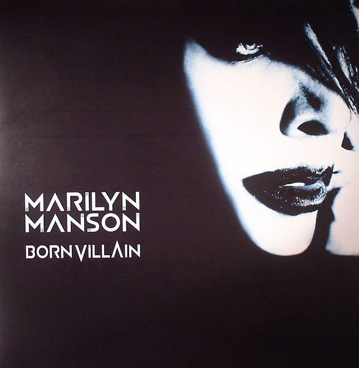MANSON, Marilyn - Born Villain