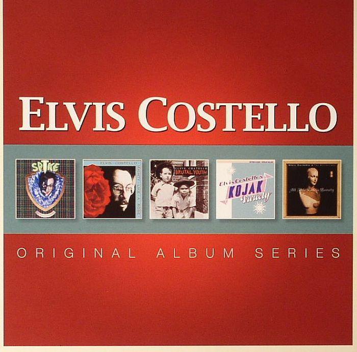 Elvis Costello Original Album Series Vinyl At Juno Records