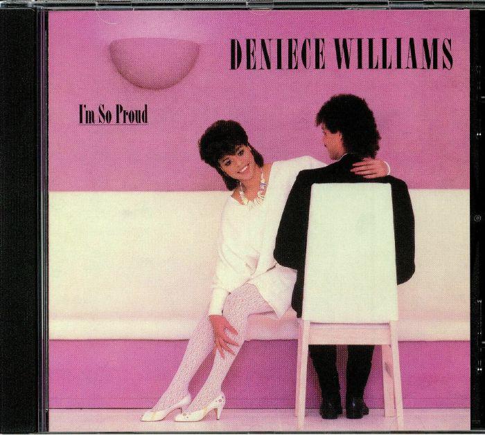 WILLIAMS, Deniece - I'm So Proud