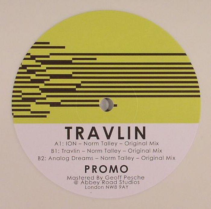 TALLEY, Norm - Travlin EP