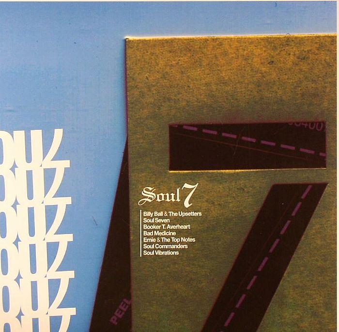 VARIOUS - Soul 7 Box Set