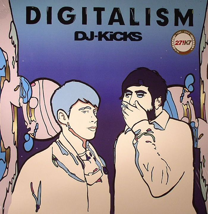 DIGITALISM/VARIOUS - DJ Kicks