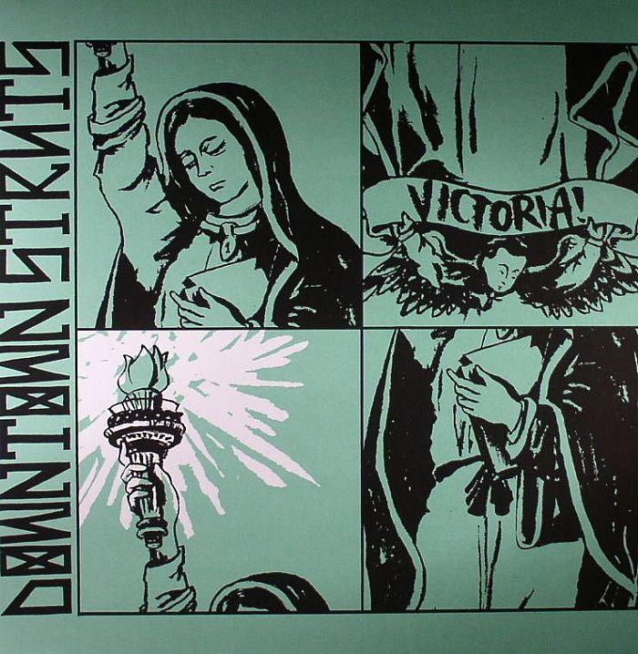 DOWNTOWN STRUTS - Victoria!