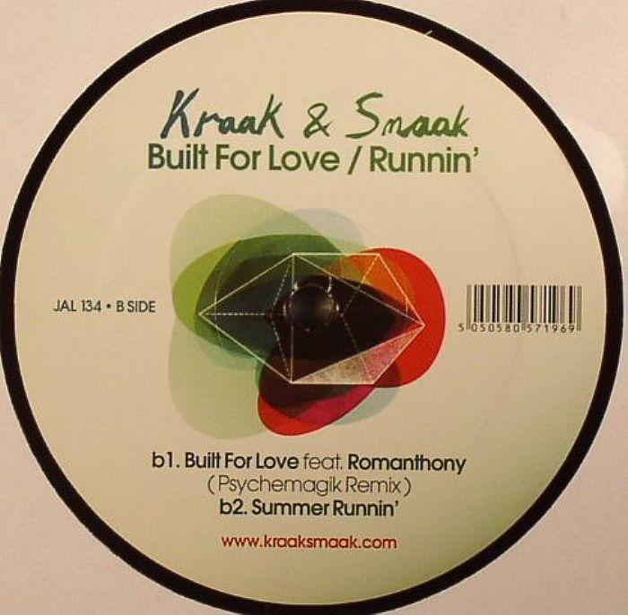 KRAAK & SMAAK - Built For Love