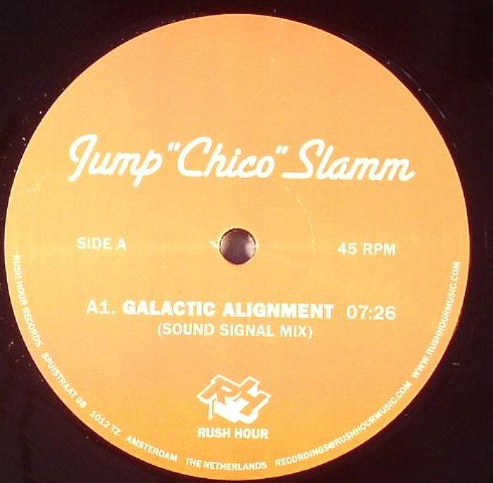 JUMP CHICO SLAMM Galactic Alignment vinyl at Juno Records.