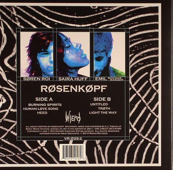 ROSENKOPF - Rosenkopf