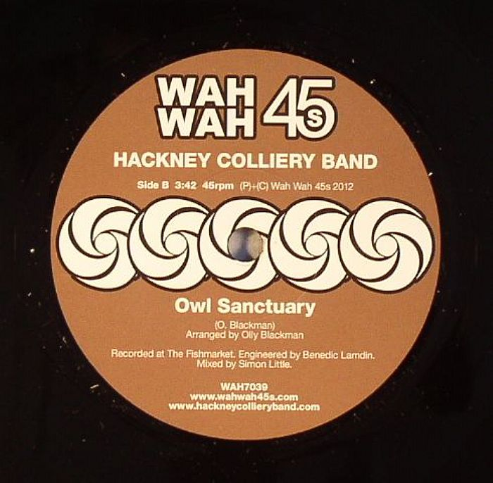 HACKNEY COLLIERY BAND - Prodigy Medley