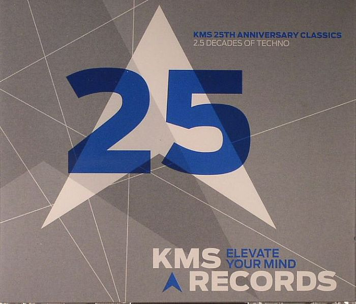 VARIOUS - KMS 25th Anniversary Classics: 2.5 Decades Of Techno
