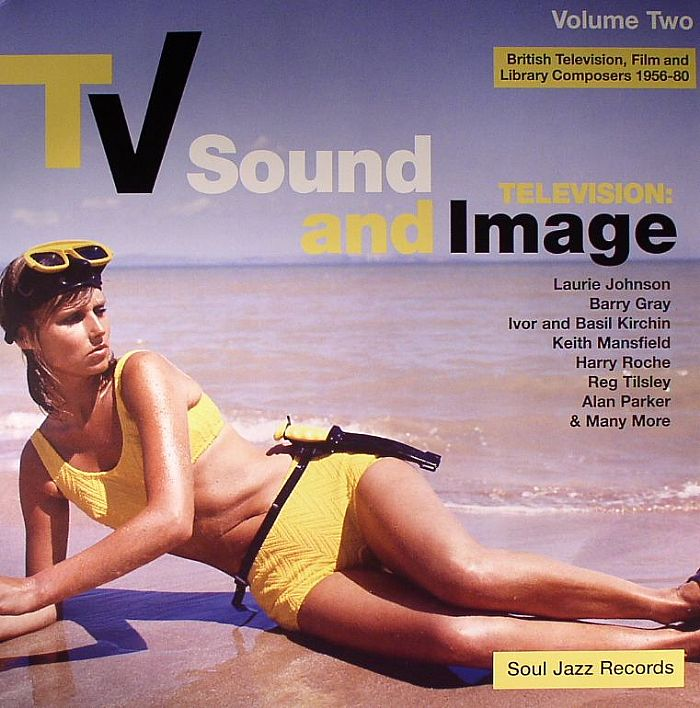 VARIOUS - TV Sound & Image: British Television Film & Library Composers 1956-80: Volume Two