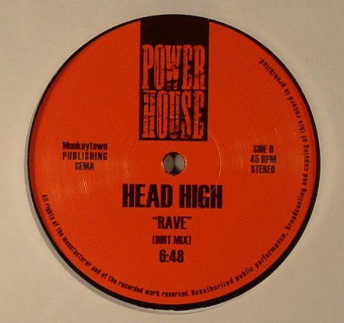 HEAD HIGH aka SHED - Do It Yourself
