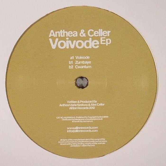 ANTHEA/CELLER - Voivode EP