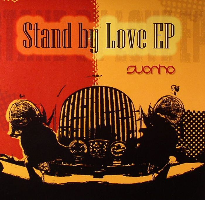SUONHO - Stand By Love EP