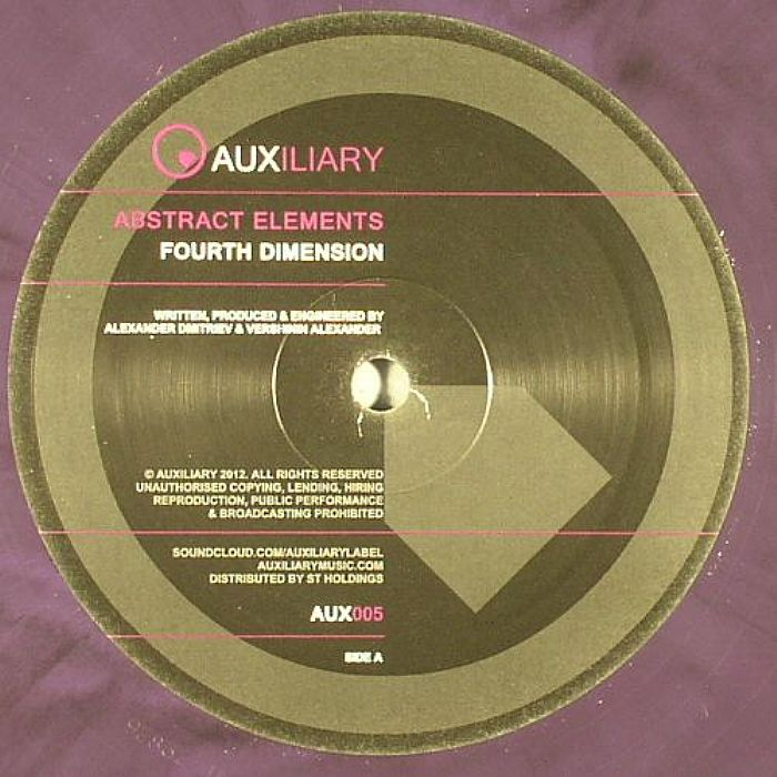ABSTRACT ELEMENTS - Fourth Dimension