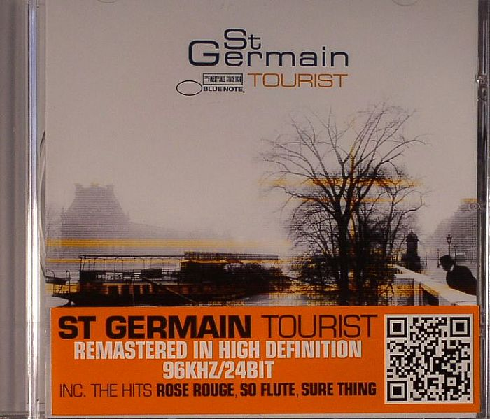 ST GERMAIN - Tourist (remastered)