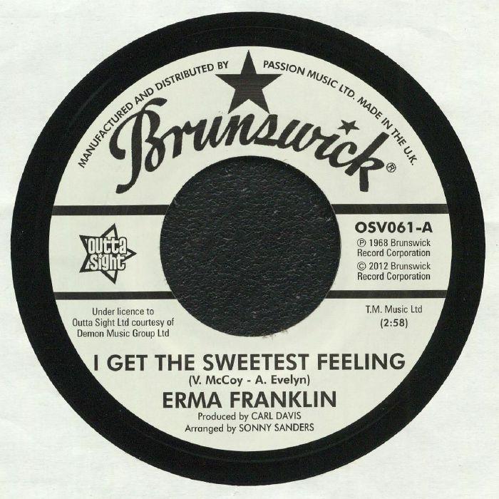 FRANKLIN, Erma/LAVERNE BAKER - I Get The Sweetest Feeling