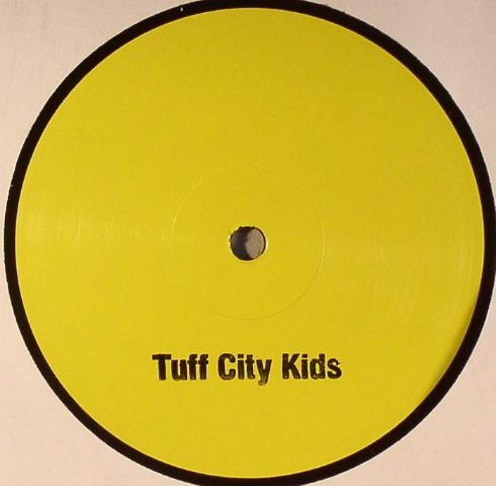 TUFF CITY KIDS - Bobby Tacker EP