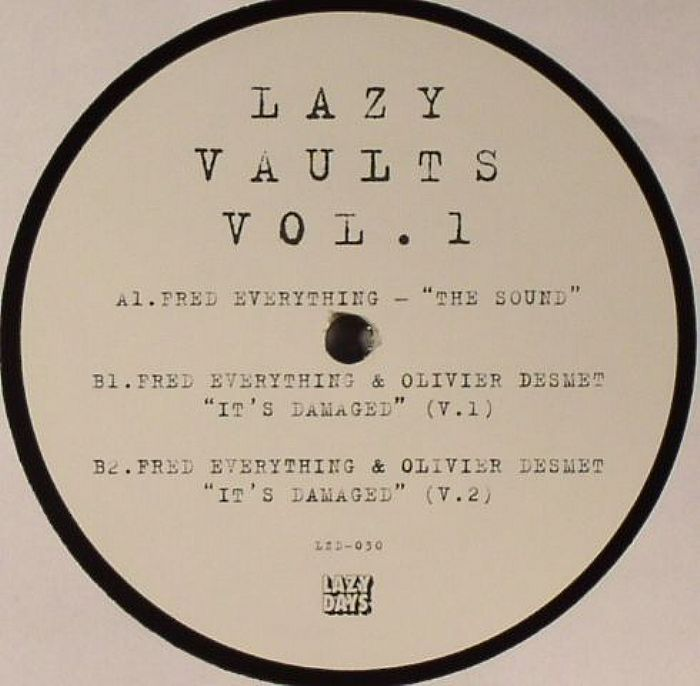 FRED EVERYTHING - Lazy Vaults Vol 1