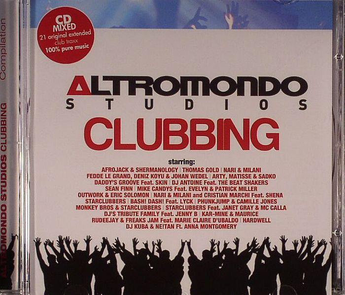 VARIOUS - Altromondo Studios: Clubbing