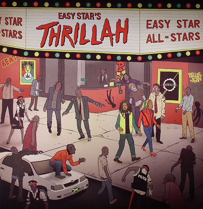 Easy Star All Stars Easy Star S Thrillah Reggae Version