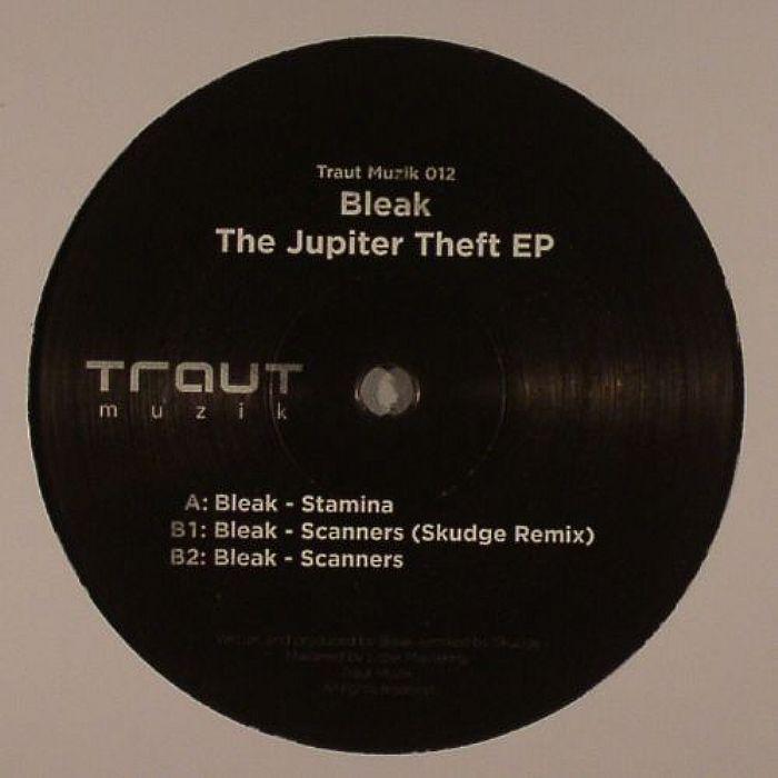 BLEAK - The Jupiter Theft EP