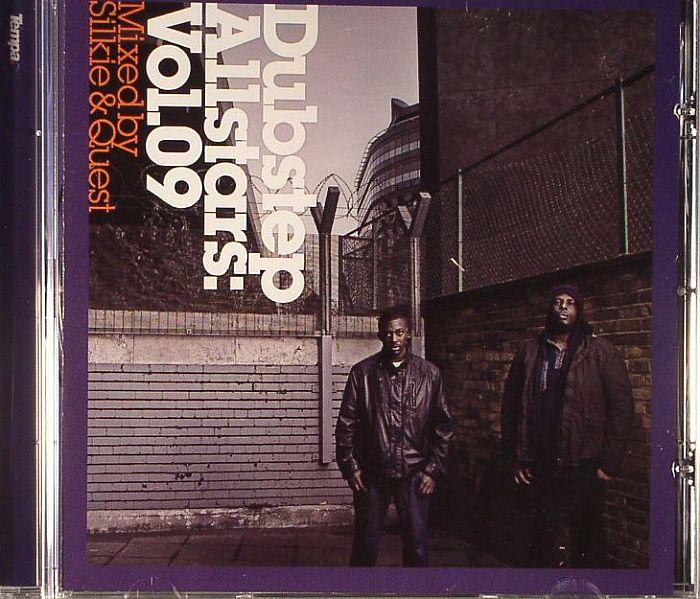 SILKIE & QUEST/VARIOUS - Dubstep Allstars Vol 9